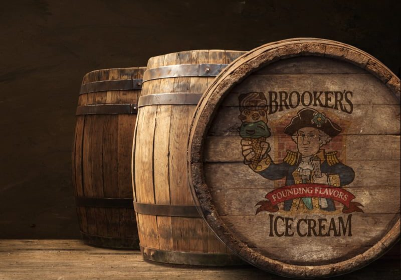 Brooker's Ice Cream in wholesale / bulk.