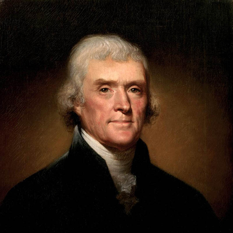 Thomas Jefferson 1